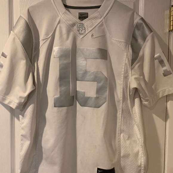 Nike Other - USC Nike Platnium Collection Football Jersey
